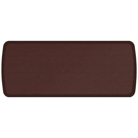 top 5 best kitchen floor mat gelpro for sale 2017 best gelpro elite vintage leather sherry 20 in x 48 in