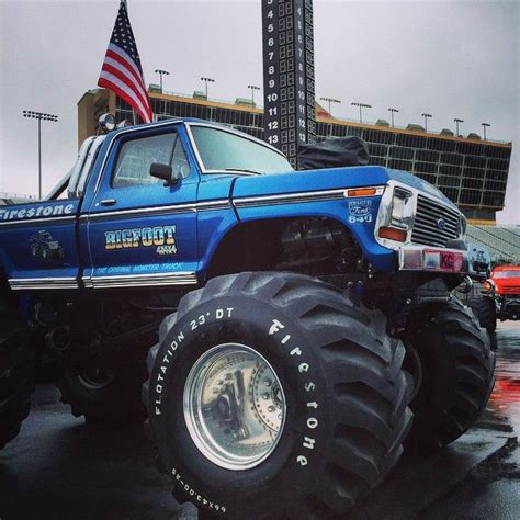 the original bigfoot monster 17 best images about bigfoot retro truck on pinterest