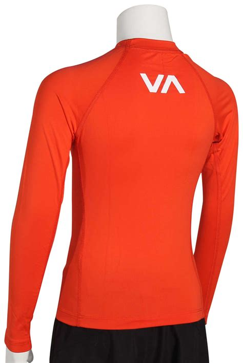 lava ls for sale rvca boy s va ls rash guard lava for sale at surfboards