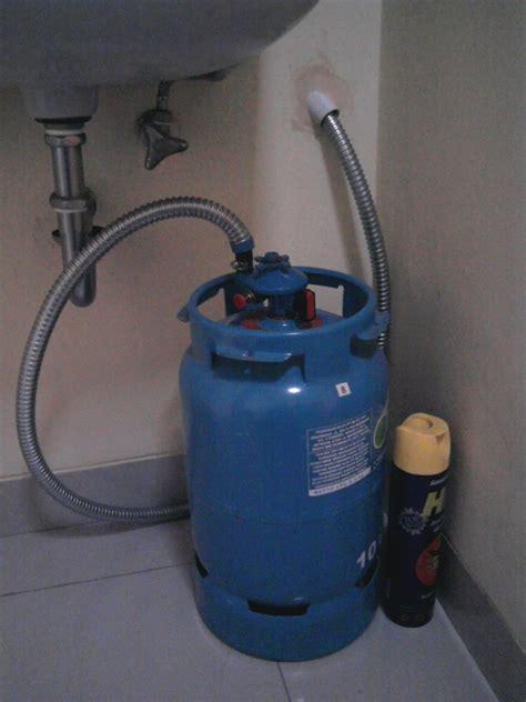 Selang Water Heater pondok dahar lauk jogja bagaimana instalasi pemanas air