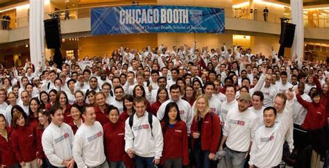 Chicago Booth Mba Linkedin by Where Mba Apps Are Way Up And