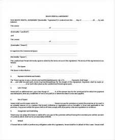 rental agreement template free 11 free rental agreement templates free sle exle