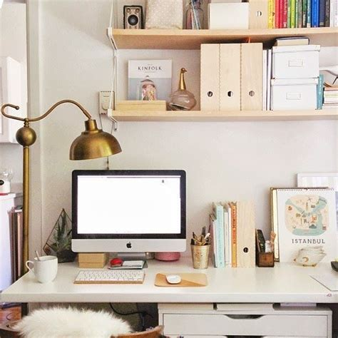Pictures Of Organized Office Desks Office Space 13 Small Workspaces With Personality