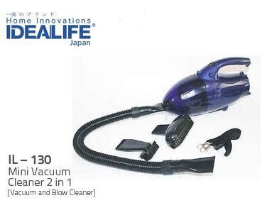 Vacuum Cleaner Yogyakarta vacuum cleaner idealife il 130 original grosir alkes