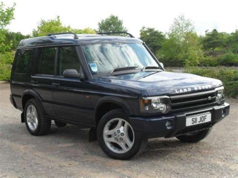 land rover discovery picture land rover discovery 2003