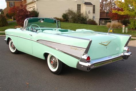1957 chevy bel air convertible 1957 chevrolet bel air convertible 81042