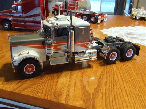 model kenworth trucks kenworth scale model trucks models scale
