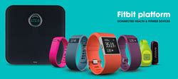 Brown Cinta Buta Beyond Reason fitbit
