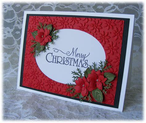 Merry Handmade Cards - handmade merry card with stunning 3d