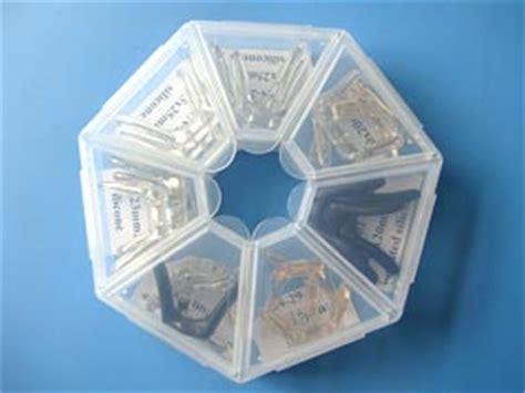 Tas Box 02 eyeglass nose pads air active nose pads saddle bridge nose pads