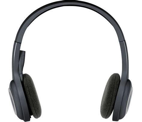 logitech h600 wireless headset with noise cancelling mic