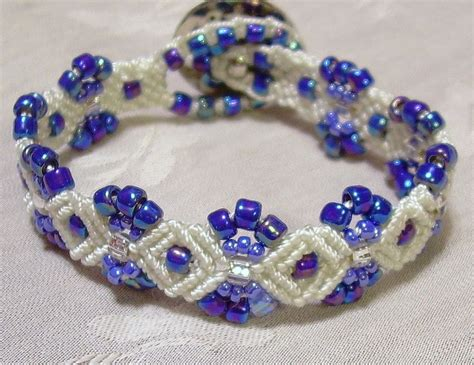 Macrame Loop Closure - 17 best images about macrame bracelets on