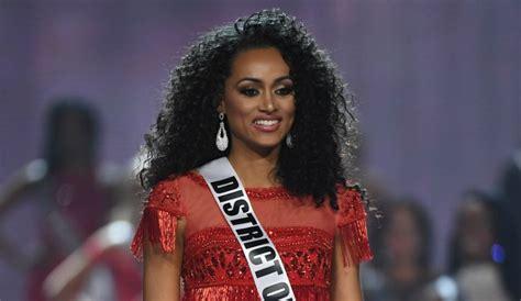 Miss Usa Eats It by Miss Usa 2017 Winner Miss D C Kara Mccullough Loses