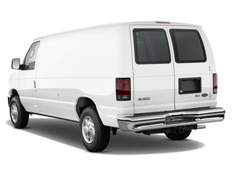 how cars work for dummies 2011 ford e350 user handbook image 2011 ford econoline cargo van e 150 commercial angular rear exterior view size 1024 x