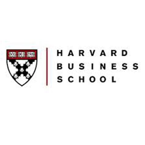 Harvard Hbs Mba by Harvard Business School