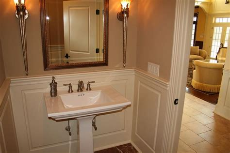 pictures of bathrooms with wainscoting photos of bathrooms with wainscoting