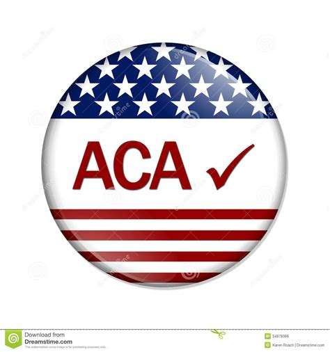 î acñl affordable care act is great stock photo image of health