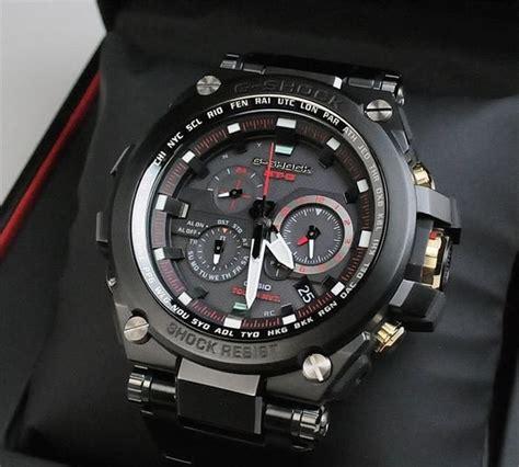 harga jam tangan pria casio  shock jam tangan