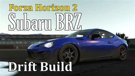 subaru brz drift build forza horizon 2 subaru brz drift build tune the brz