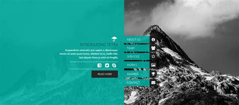 20 Professional Corporate Muse Website Templates Adobe Muse Templates