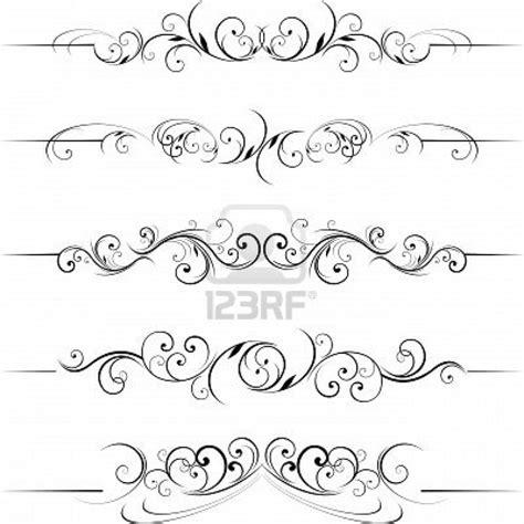 scroll pattern en español scroll pattern draw pinterest design shape and photos