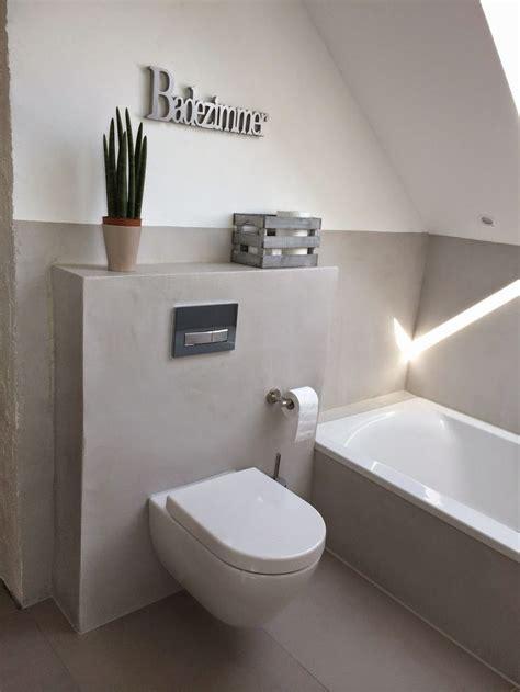 Moderne Wc by Die Besten 25 Beton Badezimmer Ideen Auf
