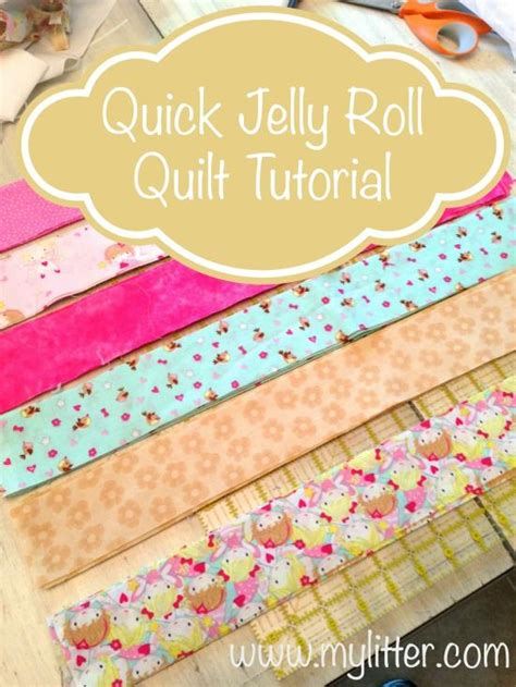 291 best a quilt jelly rolls charms images on