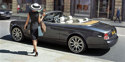 luxury rolls rolls royce the luxury car which is equivalent to a yacht