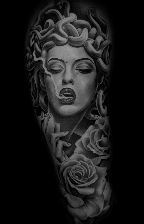 madusa tattoo medusa tattoos mythology meets ink