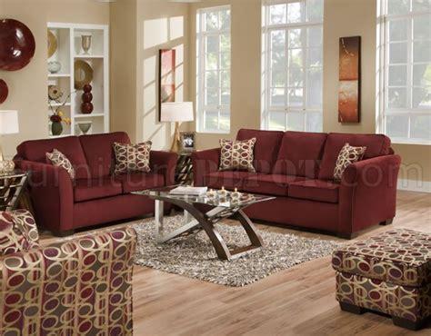 red wine on couch malibu red wine fabric modern sofa loveseat set w options