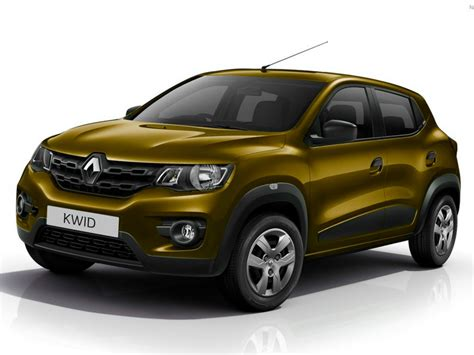 Renault Kwid 2016 Renault Kwid Review