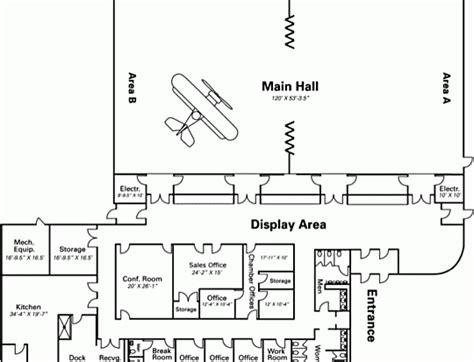 Carolina Home Plans floor plan 171 havelock tourist amp event center