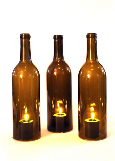 Wine Bottle L Shades by 17 Best Images About Wine Bottle Candle Shades On