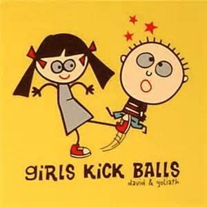 kick balls
