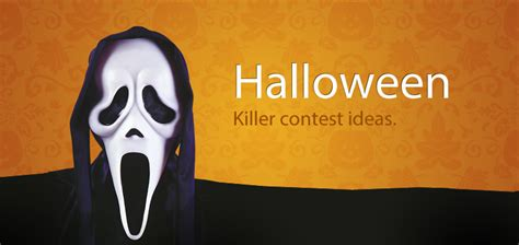 Giveaway Contest Ideas - halloween contest ideas to grow your audience