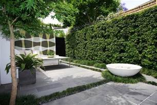 Small Contemporary Garden Design Ideas Precious Wallpaper Green Wall Small Garden Ideas Modern