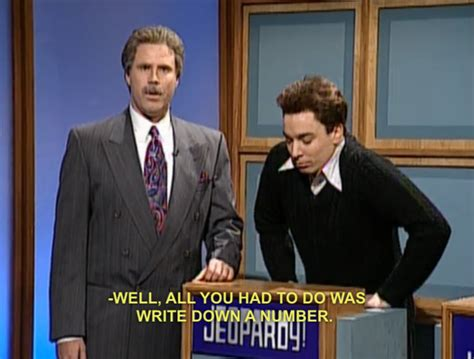 celebrity jeopardy snl french stewart will ferrell snl jimmy fallon celebrity jeopardy alex