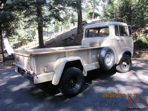 Forward Jeep 1957 Forward Jeep Fc 170