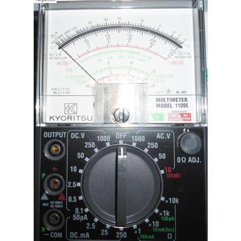 Multimeter Analog Termurah avo meter analog asli kyoritsu ready stok harga termurah