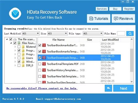 reset software center data recovery software with free trial help center h