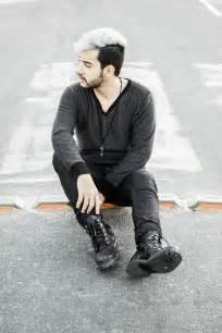 Cabelo platinado masculino bota preta www boyestilo com djanilton