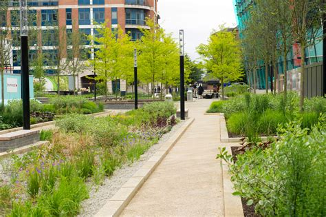 New Public Square Opens In Leeds News Landscape Institute River City Landscaping