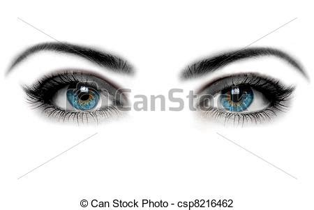 can stock photo clipart clip of eye abstract and eyelashes csp8216462