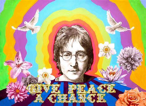 Imagine Lennon The Beatles free illustration lennon beatles peace free