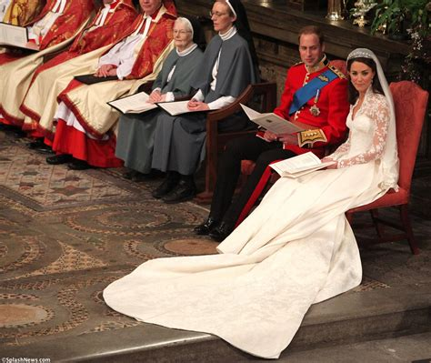 Royal Wedding A Glance Back At The Royal Wedding Dresses by A Look Back At Kate And William S Wedding 5 Years Ago