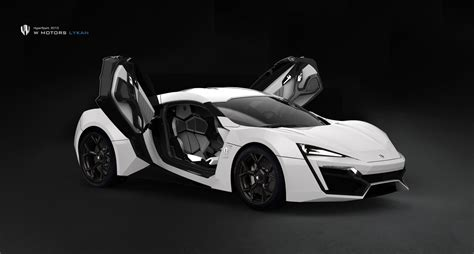 lincoln hypersport 3 4 million w motors lykan hypersport gets doors