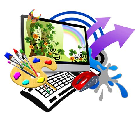 design art files amazing and professional graphics for a website