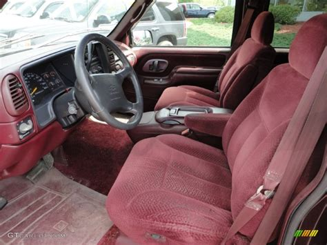 1996 chevrolet tahoe ls 4x4 interior photo 53349730