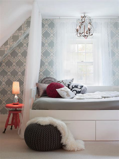 wallpaper for teenage bedrooms sophisticated teen bedroom decorating ideas hgtv s