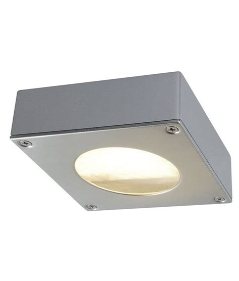 splashproof box light for wall or ceiling